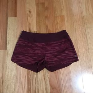 Lululemon Look Alike Speed Up Shorts